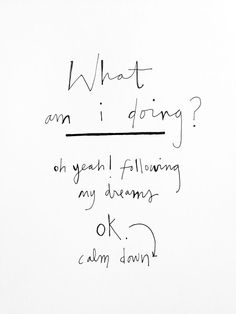 Following your dreams is not predictable, it does not follow a straight and narrow path. It involves knowing what you want and then being open to it as it shows up, often in unexpected ways. www.julielichty.com