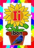 Alpabetong Filipino - I Classroom Charts, Classroom Bulletin Boards, Classroom Design, Noun Anchor Charts, All Pop, Birthday Charts, Page Borders, English Reading, Reading Passages
