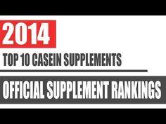 2014's Top 10 Best Casein Protein Powders - http://healthfitsociety.com/protein/casein-protein-powder/2014s-top-10-best-casein-protein-powders/