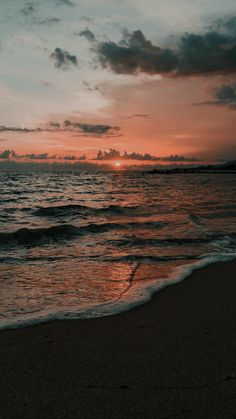 phone wall paper sky lockscreens a - phonewallpaper Beach Sunset Wallpaper, Ocean Wallpaper, Summer Wallpaper, Nature Wallpaper, View Wallpaper, Sunset Beach, Beach Sunset Pictures, Sunset Iphone Wallpaper, Aesthetic Pastel Wallpaper