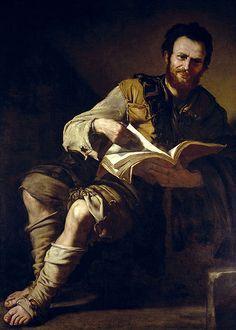 Democritus, by Jose de Ribera
