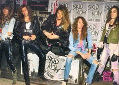 Skid Row- Can we all just appreciate Sebastian for a moment?