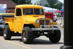 Willys Jeep Pick Up | 4WD Willys Jeep pickup | Flickr - Photo Sharing!