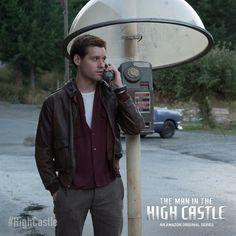 Luke Kleintank - The Man in the High Castle