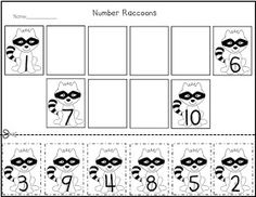 Herding Kats in Kindergarten: Math Monday Number Recognition Freebie! Kindergarten First Week, First Grade Math, Teaching Kindergarten, English Kindergarten, Numbers Kindergarten, Teaching Reading, Teaching Ideas, Math Work, Fun Math
