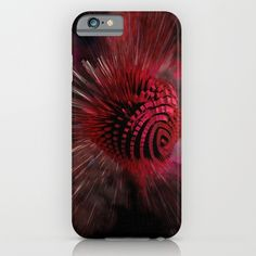 Heart Shaped Planet iPhone & iPod Case