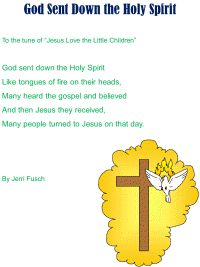 messy church pentecost activities