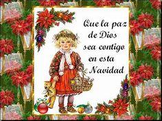 Que la paz de Dios sea contigo en esta Navidad
