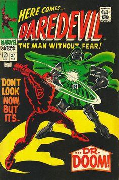 Daredevil # 37 by Gene Colan & Frank Giacoia