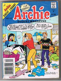 archie comics | Home :: Archie Comic Publications :: Sold Out (Archive) :: Archie ...