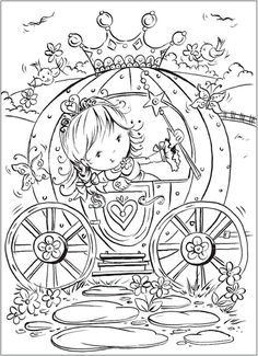 Detailed Medieval Princess Coloring Pages fantasy prince and