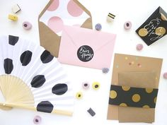 Polka Dot Everything DIY Project