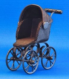 dolls house prams - Google Search