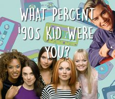 This Quiz Will Calculate What Percent '90s Kid You Were. 90% '90s Kid