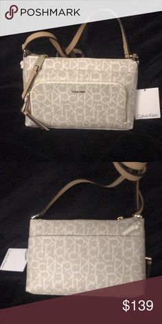 88bde1a199 NWT Calvin Klein Shoulder bag Brand new with original tags, in pristine  condition Calvin Klein Bags Shoulder Bags