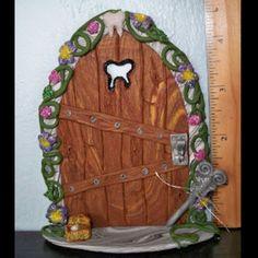 Tooth fairy enchanted door...