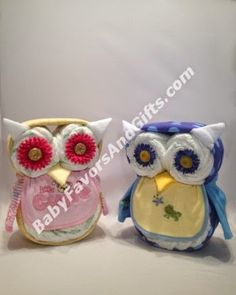 Kooky Owl Diaper Cake 9990420 Baby Boy Cakes By Babyfavorsandgifts