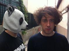 Matthew 'Murph' Murphy from The Wombats (und CRO) The Wombats, Music Stuff, Halloween Face Makeup, Guys, My Favorite Things, Bing Images, Panda, Rock, People