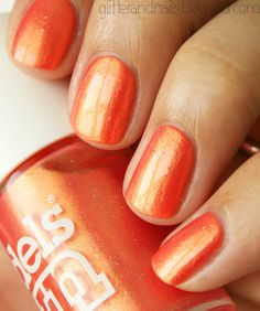 Models Own Tropical Sun on http://glitterandnails.blogspot.fr/