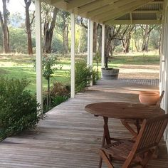The great Aussie Veranda