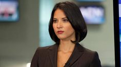 """Despite playing the sometimes confident financial reporter Sloan Sabbith on """"The Newsroom,"""" actress Olivia Munn recently opened up about suffering from anxiety and an impulse control disorder called trichotillomania."""