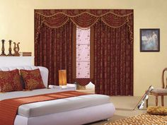 Window Drapes Designs | Window Curtain - China Window Curtain, Curtains