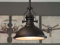 Could do this but need to cut two holes!!   Posh Pendant - Rockin' Renos from HGTV's Property Brothers on HGTV