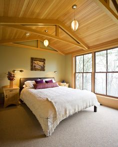 Vaulted Ceilings Living Rooms Design Ideas, Pictures, Remodel, and Decor - page 16