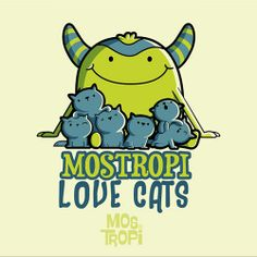 MOSTROPI-LOVE-CATS