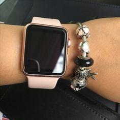 #applewatch #pandora #armcandy