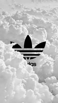 Adidas Wallpaper: My two favorite things in one picture! Adidas and Clouds! Adidas Wallpaper, Cute Wallpapers, Wallpaper Backgrounds, Adidas Backgrounds, Wallpaper Desktop, Iphone Wallpapers, Trendy Wallpaper, Laptop Backgrounds, Cloud Wallpaper