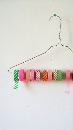 masking tape coloré