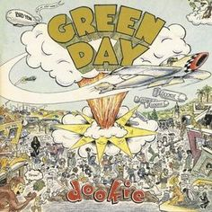GREEN DAY - (1994) Dookie http://woody-jagger.blogspot.com/2014/03/los-mejores-discos-de-1994-para-el.html