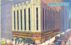 Woolworth-Department-Store-Fifth-Ave-39th-St-NYC