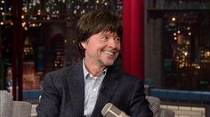 The Late Show Video - Filmmaker Ken Burns, Part 1 - David Letterman - CBS.com