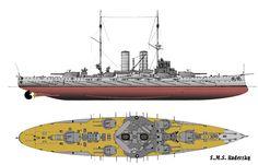 SMS Radetsky - Radetsky class Battleship
