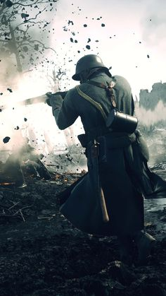 Battlefield 1 2019 HD Games Wallpapers Photos and Pictures Battlefield Games, Ww1 Art, War Photography, Gaming Wallpapers, World War One, Military Army, Call Of Duty, History, Pictures