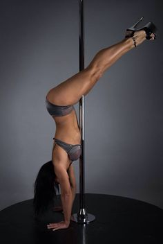 Pole fitness classes in West London