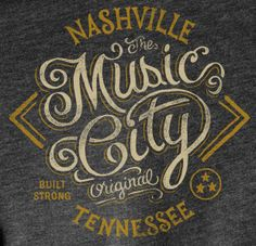 Music City by Derrick Castle