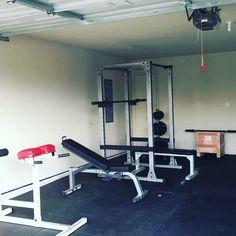 Almost got all I need to get started! #tgf #trentgreggfitness #myownstudio #entrepreneur #gym #weightlifting #fitness #gottastartsomewhere #bodysoild #garagegym by trentgregg_fitness_tgf