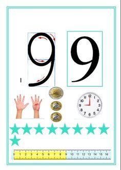 Monografia liczb Teaching Math, Teaching Resources, School Frame, Tree Templates, Preschool Activities, 9 And 10, Kids Learning, Kindergarten, Homeschool