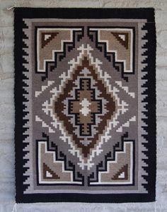 two grey hills navajo rugs