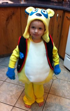Special Agent Oso Halloween costume costume ideas - Special Halloween Costumes