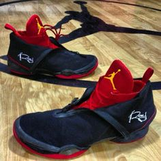 837baf8703fca Youth Air Jordan XX8 Boys Shoe Ray Allen Miami Heat PE
