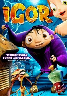 1000 images about igor animated movie on pinterest for Igor movie watch online