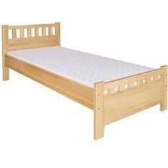 Łóżko sosnowe TOMEK 90 Toddler Bed, Furniture, Home Decor, Child Bed, Decoration Home, Room Decor, Home Furnishings, Arredamento, Interior Decorating