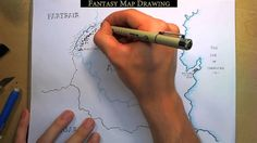 Fantasy Map Drawing Very helpful Dream Fantasy, Fantasy Life, Fantasy Map, Fantasy Books, Writing Advice, Writing Resources, Writing Help, Writing Ideas, Fantasy Inspiration