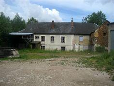 Boerin in Frankrijk - www.hetplaatjeskabinet.nl