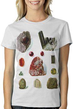 Science Tee Geology Science WOMENS Tshirt