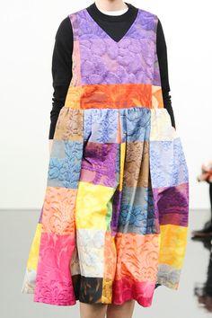 トリコ・コム デ ギャルソン(tricot COMME des GARÇONS) 2014-15年秋冬コレクション Gallery40